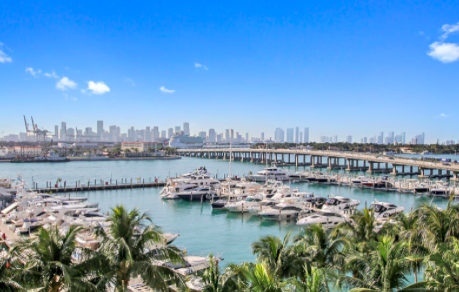 Find your client a luxury residence in Miami